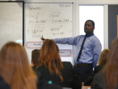 Year 7 'Meet the Tutor' event – Sept 15