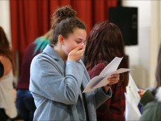 GCSE results show improvement