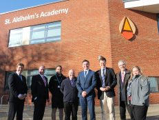 Academy hosts Young Chamber steering group
