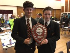 Success in Rotary Technology Challenge