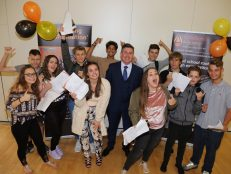 Record-breaking GCSE results!