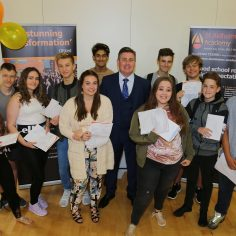 Record breaking GCSE results