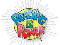 Reading is Power!