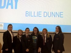 Life skills session for Year 10 & 11 students