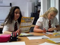 Young Enterprise helps students focus on the future