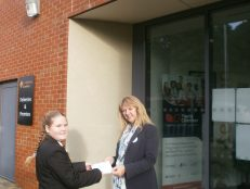 Talented students raise £240 for cancer charity